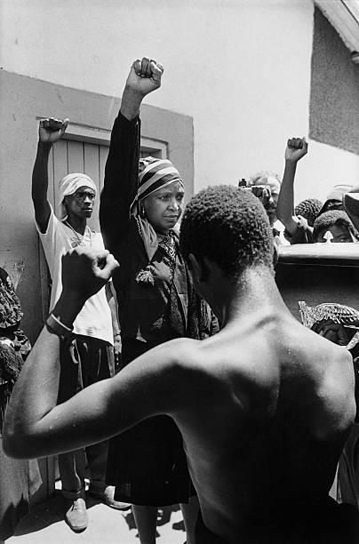 ZAF: 26th September 1936 - Activist Winnie Mandela Born