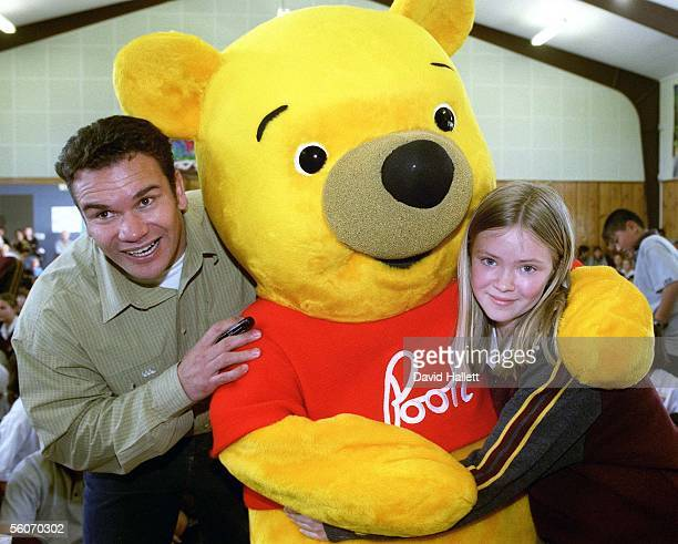 Winnie the Pooh brings friendship day to the students of Howick Intermediate schoolWinnie the Pooh the United Nations official Ambassador for...