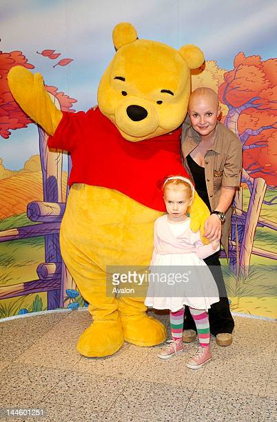 Winnie The Pooh is celebrating 80 years of adventure and to mark this milestone The Disney Store launches the nations first cuddle day Gail Porter...