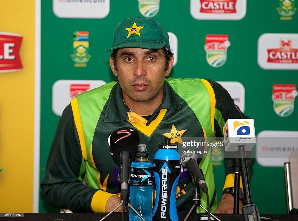 2nd One Day International: South Africa v Pakistan : News Photo