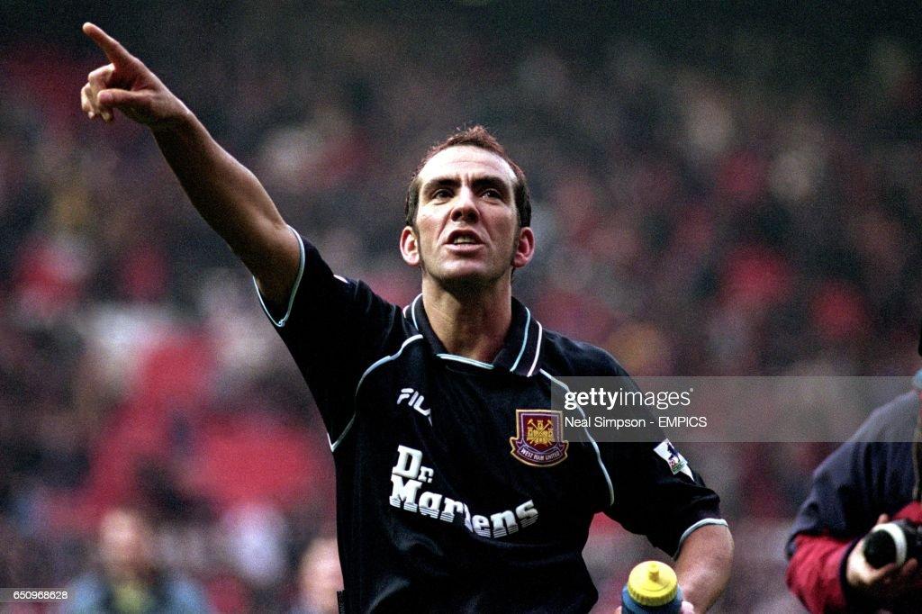 Soccer - AXA FA Cup - Fourth Round - Manchester United v West Ham United : Foto di attualità