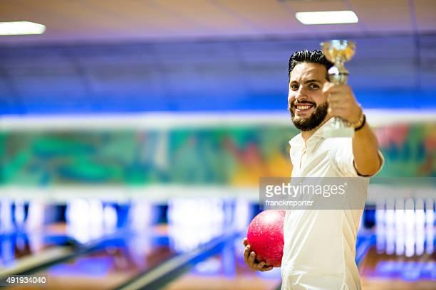 Gagner la partie de bowling