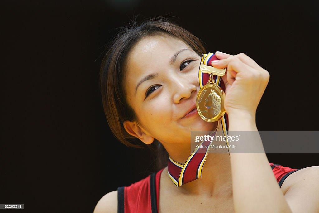 Winning Wrestler : Stock Photo