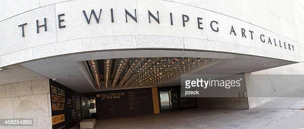 winnipeg art gallery - winnipeg stock pictures, royalty-free photos & images