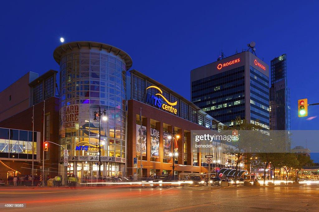 Winnipeg, Manitoba, Canada : Stock Photo