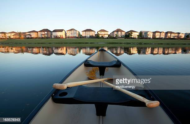 winnipeg new housing area - winnipeg stock pictures, royalty-free photos & images