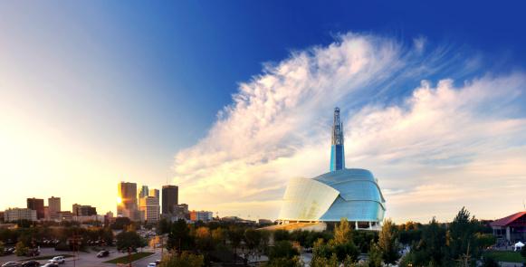 Winnipeg Skyline 513253539