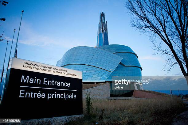 Winnipeg das Museum of Human Rights