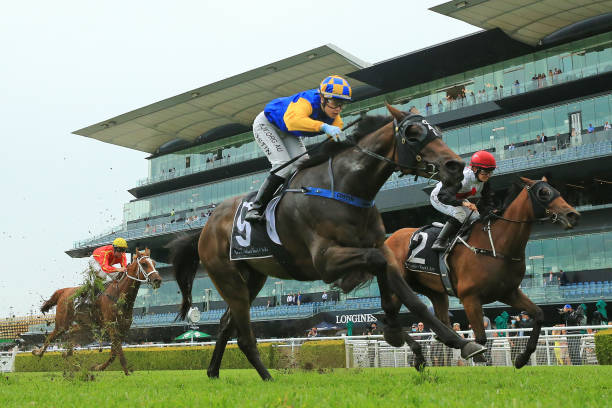 AUS: Sydney Racing: City Tattersalls Club Cup - Bondi Stakes Day