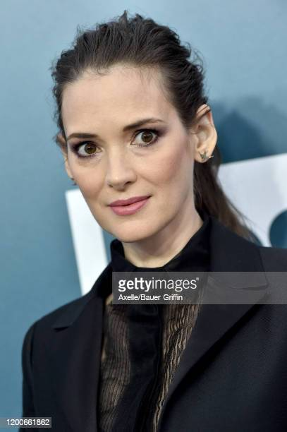 Winona Ryder attends the 26th Annual Screen Actors Guild Awards at The Shrine Auditorium on January 19 2020 in Los Angeles California
