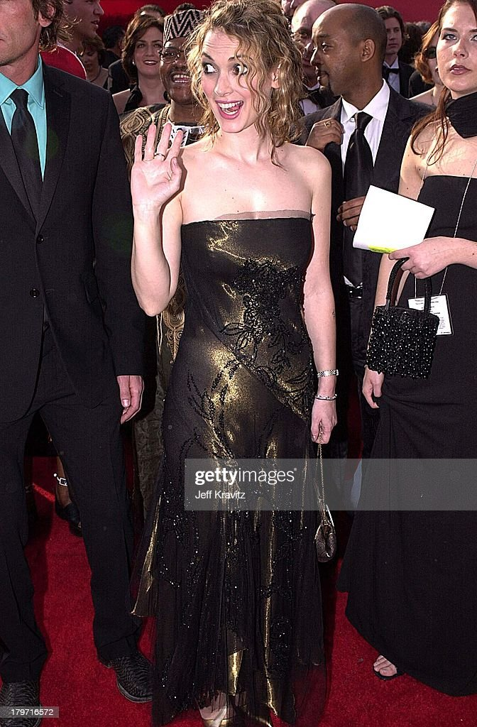 The 73rd Annual Academy Awards : News Photo