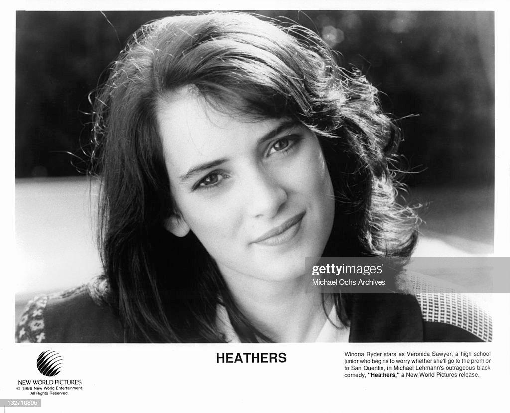 Winona Ryder In 'Heathers' : News Photo