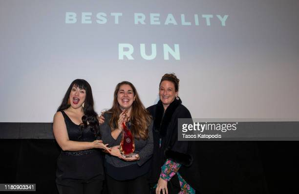 "RUN"" wins Best Reality at the Catalyst Content Awards Gala on October 13 2019 in Duluth Minnesota"
