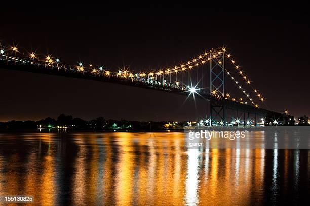 Winsdor, Canada - Ambassador Bridge