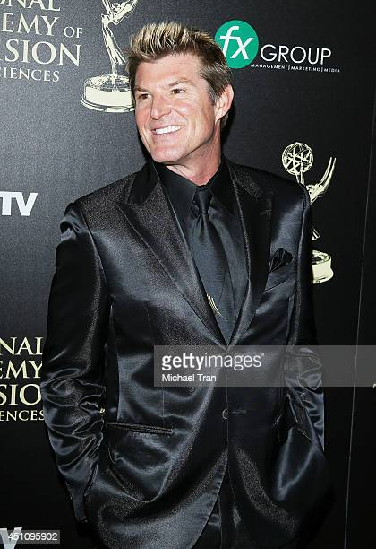 Winsor Harmon arrives at the 41st Annual Daytime Emmy Awards held at The Beverly Hilton Hotel on June 22 2014 in Beverly Hills California