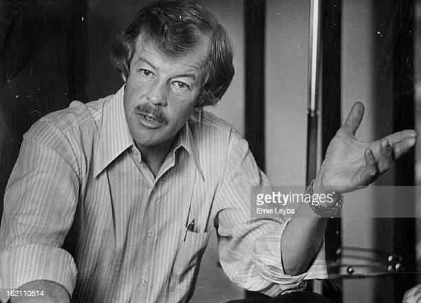 APR 21 1977 APR 24 1977 Winstanley Art Former Denver Policeman