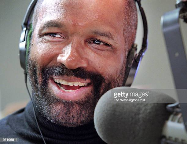 GOSPELDJ Winston Chaney WYCB morning radio show host has been spinning gospel for local listeners for almost twenty years Pictured Chaney in action...