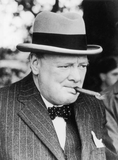 Winston Churchill Wall Art