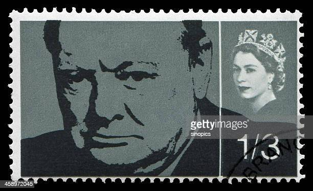 winston churchill (xxlarge) - winston churchill stock photos and pictures