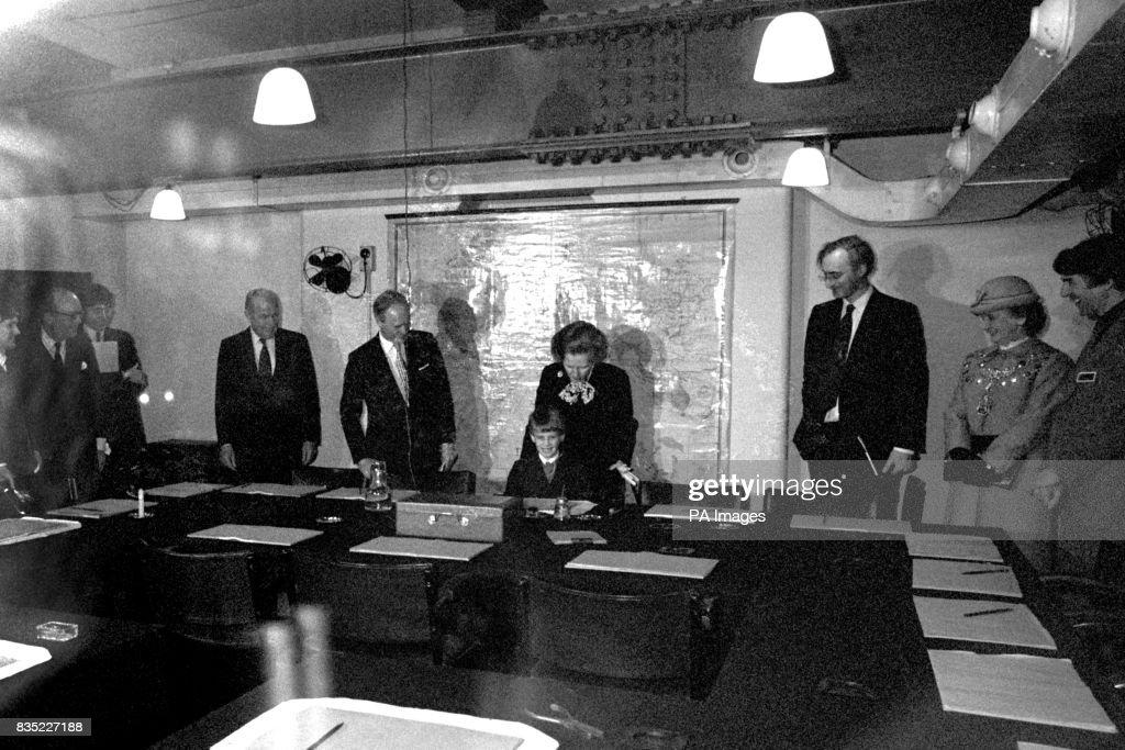 Politics   The Cabinet War Rooms   London