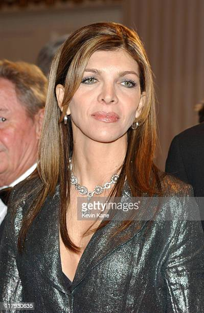 Winston Cup car owner Teresa Earnhardt during The 2003 NASCAR Winston Cup Series Awards Ceremony Celebrity Arrivals at Waldorf Astoria in New York...