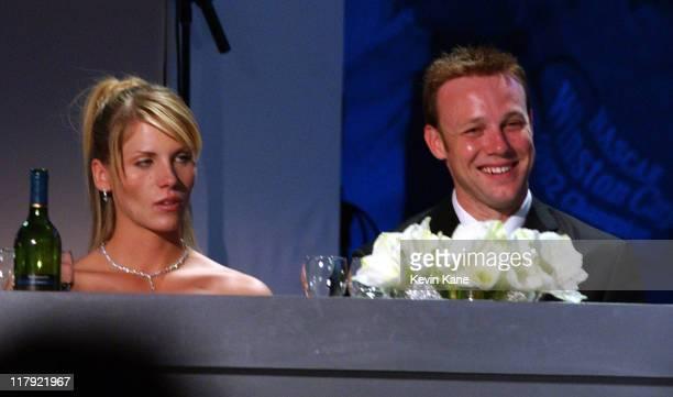 Winston Cup Champion, Matt Kenseth and wife Katie