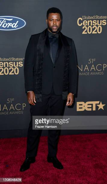 Winston Duke attends the 51st NAACP Image Awards, Presented by BET, at Pasadena Civic Auditorium on February 22, 2020 in Pasadena, California.