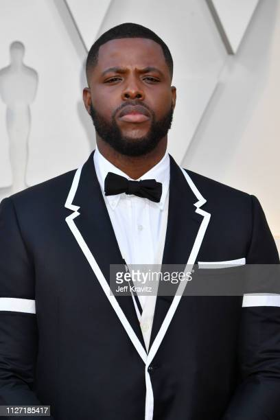 Winston Duke attends the 91st Annual Academy Awards at Hollywood and Highland on February 24, 2019 in Hollywood, California.