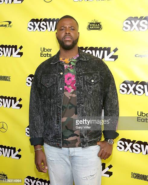 "Winston Duke attends the premiere of ""Us"" at the Paramount Theater during the 2019 SXSW Conference And Festival on March 8, 2019 in Austin, Texas."