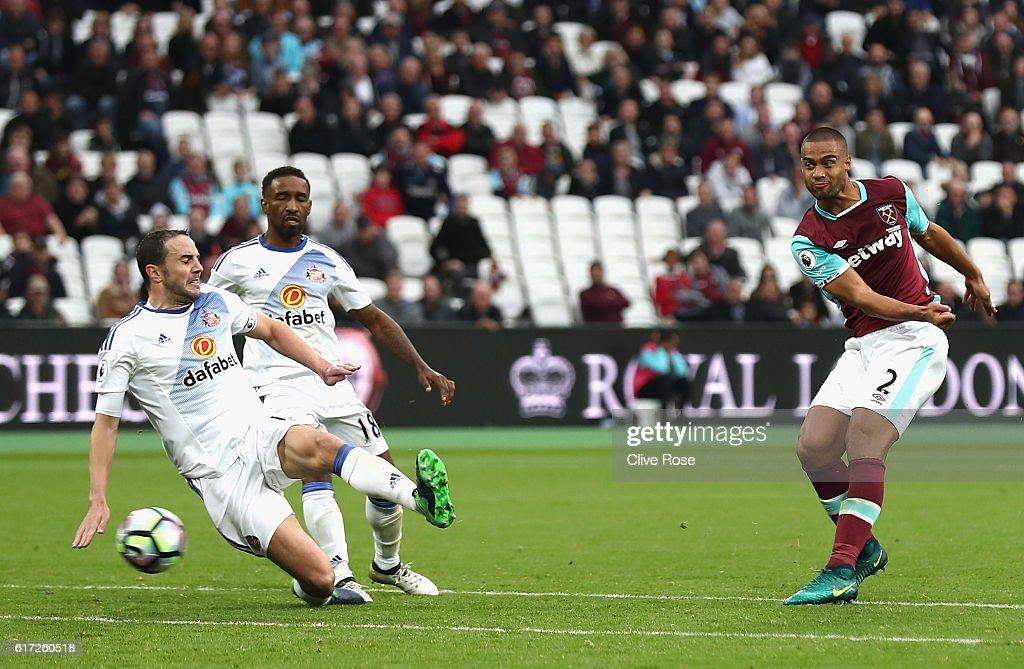 West Ham United v Sunderland - Premier League