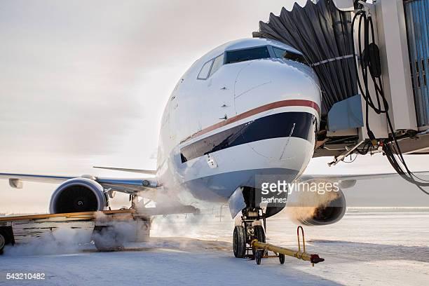 Winter Air Travel