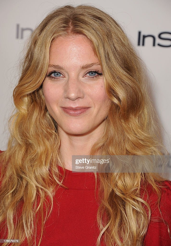 Winter Ave Zoli arrives at the 13th Annual InStyle Summer Soiree at Mondrian Los Angeles on August 14, 2013 in West Hollywood, California.