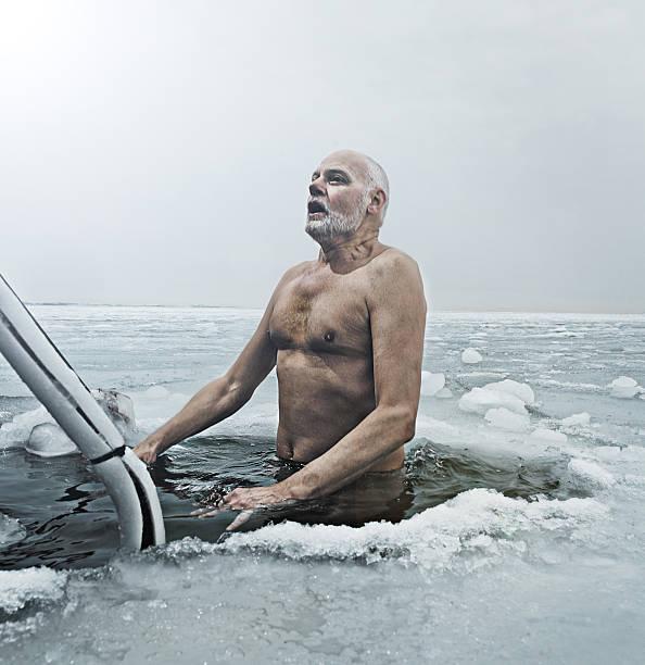 Winter bathing
