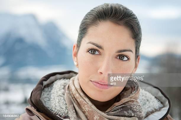 beauté hivernale (xxxl - cicatrice photos et images de collection