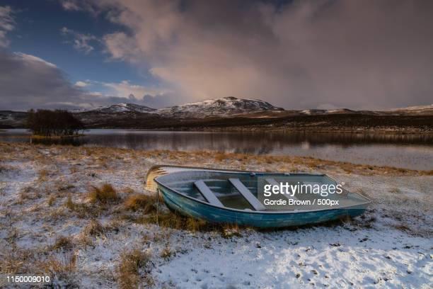 Winter By Loch Awe