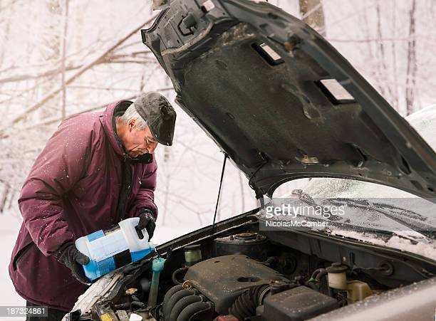 Winter Auto upkeeping: Antifreeze