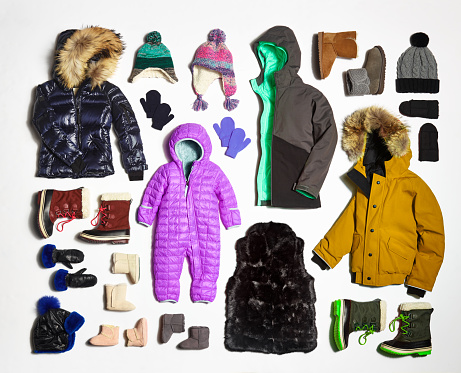 winter clothes - gettyimageskorea