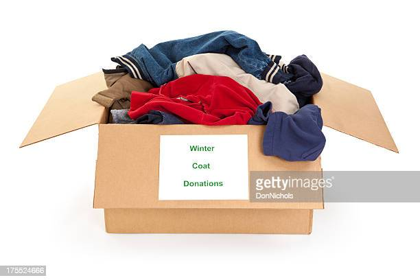 Winter Coat Donations