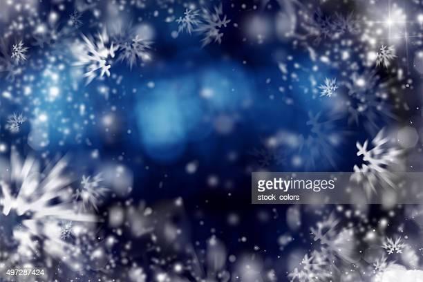 winter conceptual background