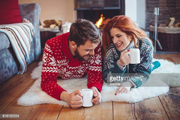 winter days - hot love stock pictures, royalty-free photos & images