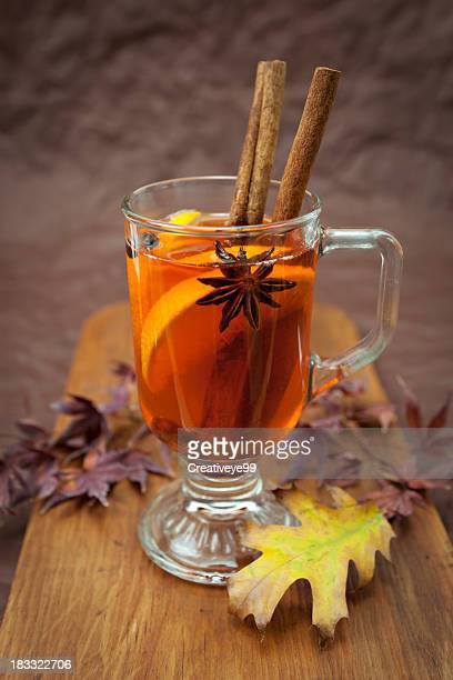 winter drink - cider stock pictures, royalty-free photos & images