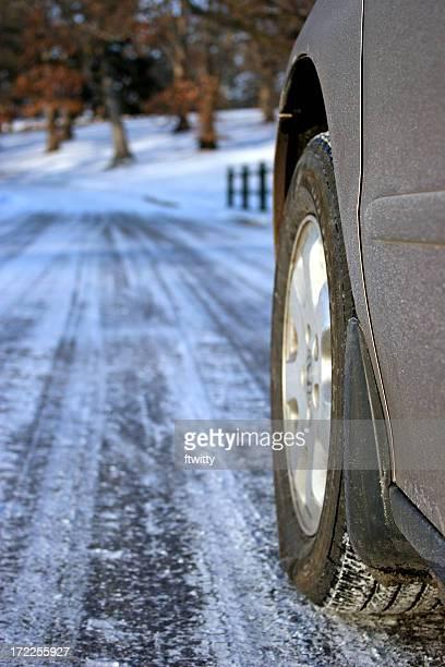 Winter Driving Shallof DOF
