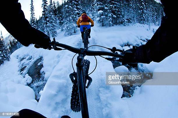 Winter Fat Bike Adventure