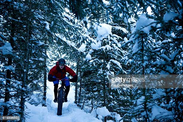 Winter Fat Bike Ride