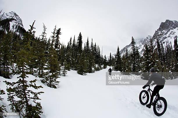 冬の脂肪サイクリング