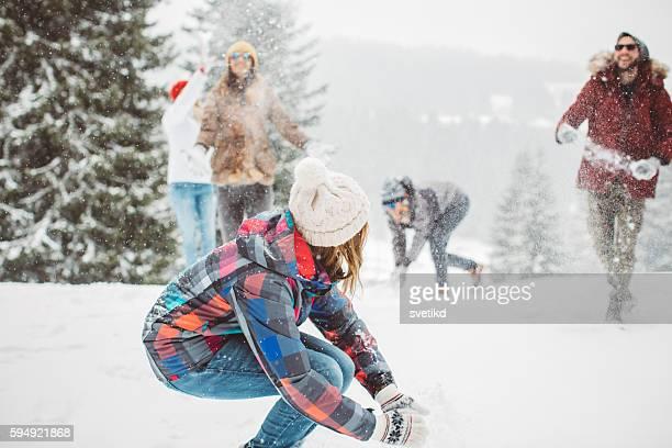 Jeux d'hiver