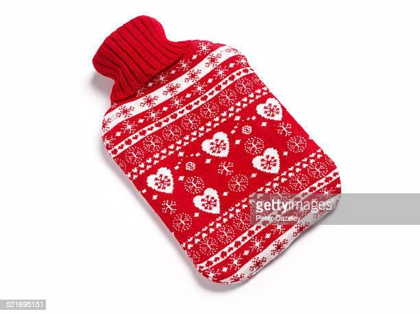 Winter hot water bottle
