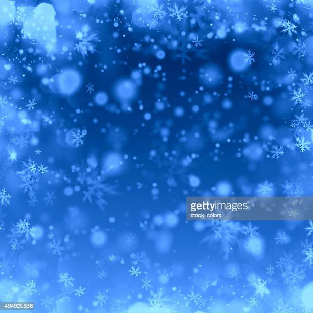 winter ice background