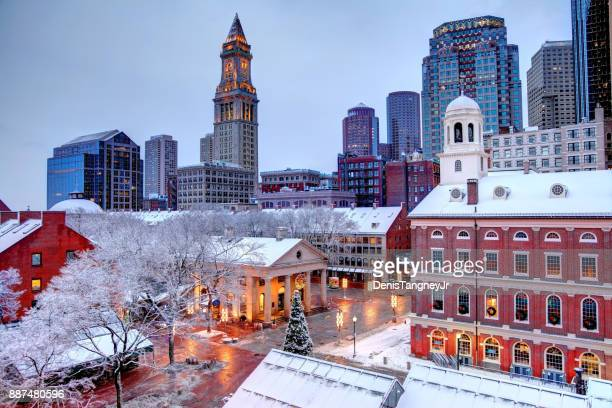 Vinter i Boston