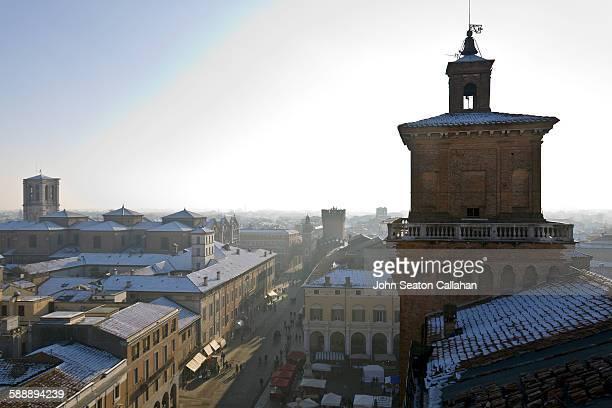 Winter in Ferrara